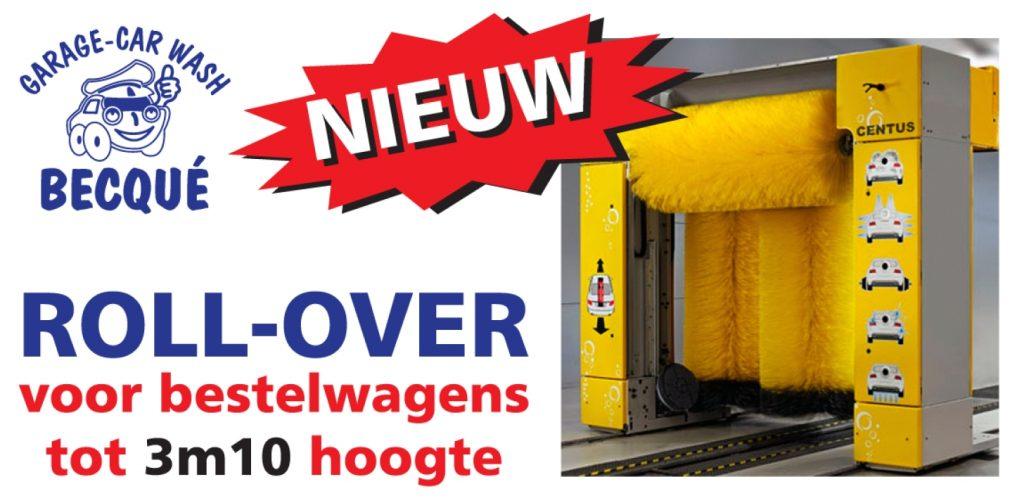 Carwash Becqué Denderleeuw